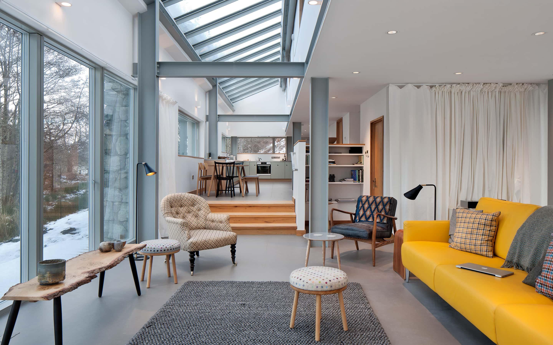 Letterfearn / Interior